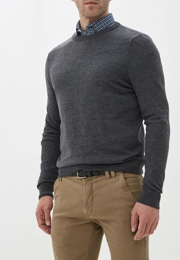 мужской джемпер j. hart & bros, серый