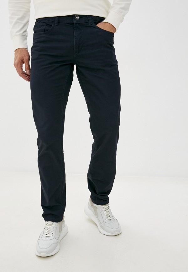мужские повседневные брюки j. hart & bros, синие