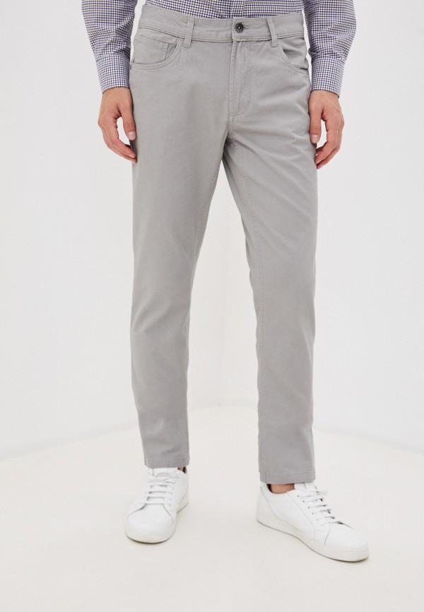 мужские повседневные брюки j. hart & bros, серые