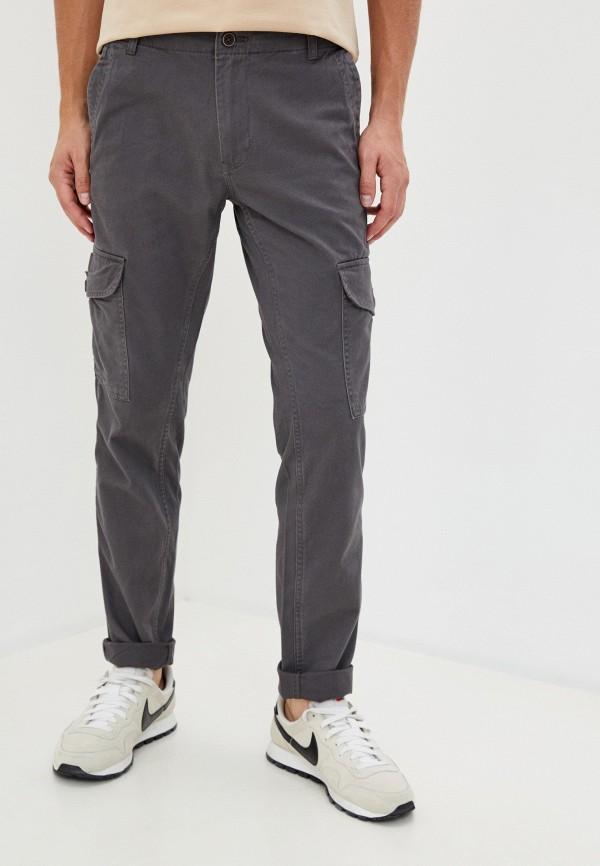 мужские брюки j. hart & bros, серые