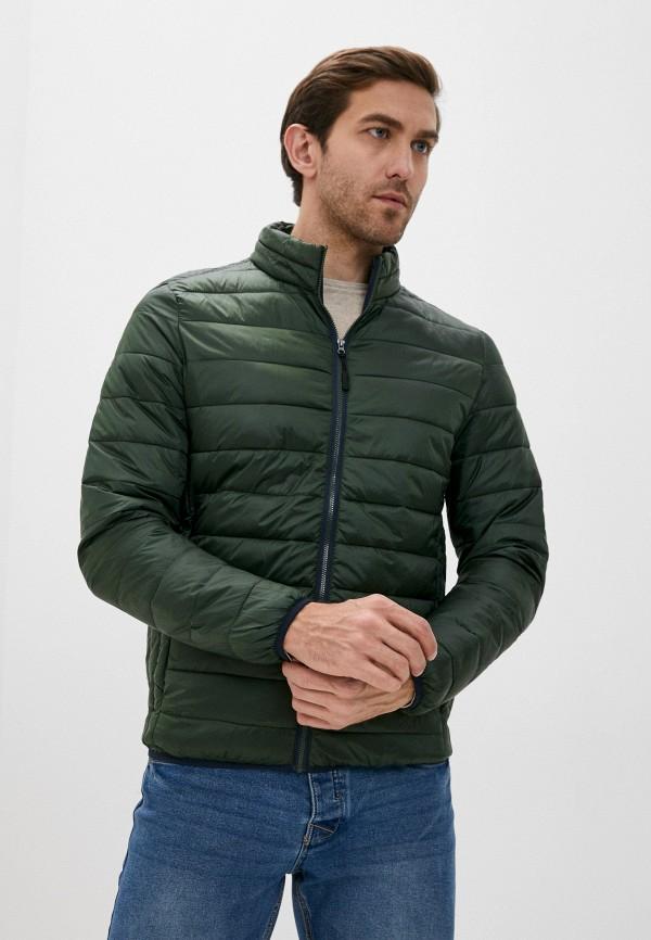 мужская куртка j. hart & bros, зеленая