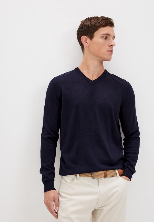 мужской пуловер j. hart & bros, синий
