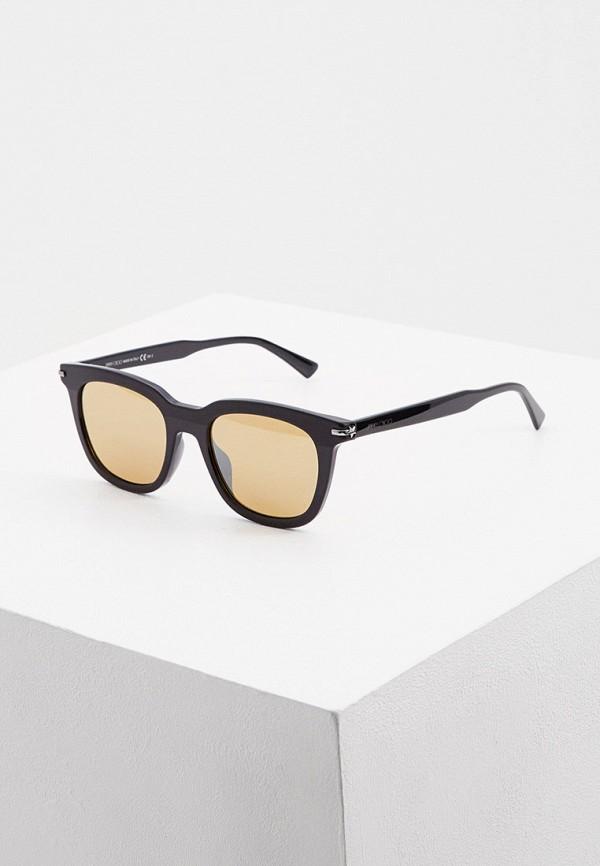 мужские солнцезащитные очки jimmy choo, серебряные