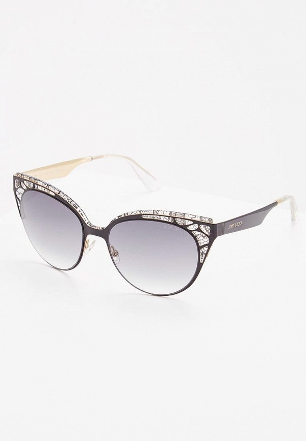 Очки солнцезащитные Jimmy Choo Jimmy Choo JI002DWJED52 очки солнцезащитные jimmy choo jimmy choo ji002dwyaf47