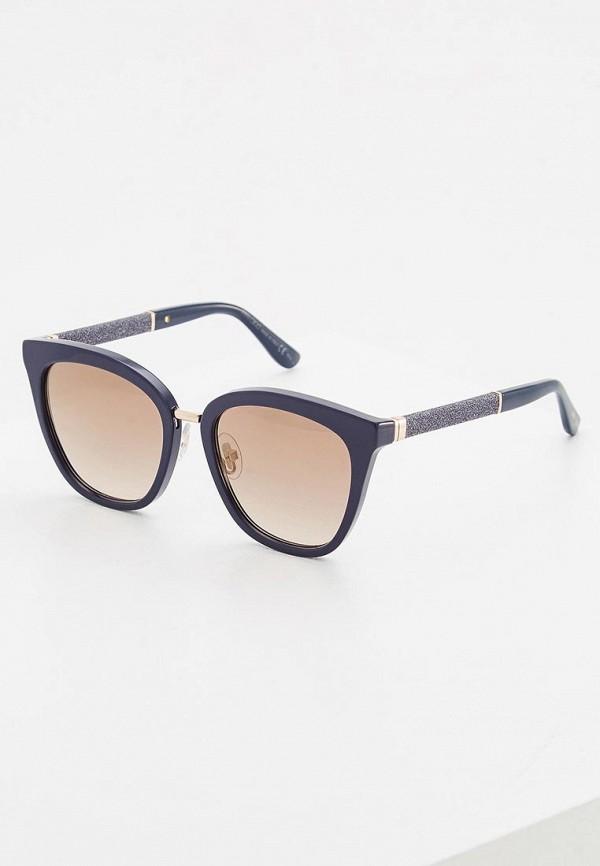Очки солнцезащитные Jimmy Choo Jimmy Choo JI002DWNNQ11 очки солнцезащитные jimmy choo jimmy choo ji002dwyaf47