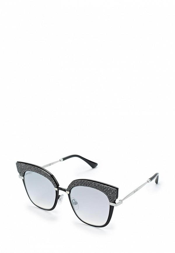 Очки солнцезащитные Jimmy Choo Jimmy Choo JI002DWYAF40 очки солнцезащитные jimmy choo jimmy choo ji002dwyaf47