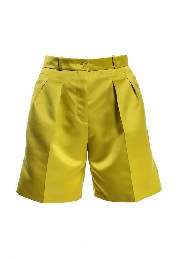 женские повседневные шорты jil sander navy, зеленые
