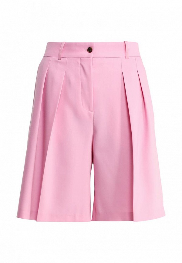 женские шорты jil sander navy, розовые