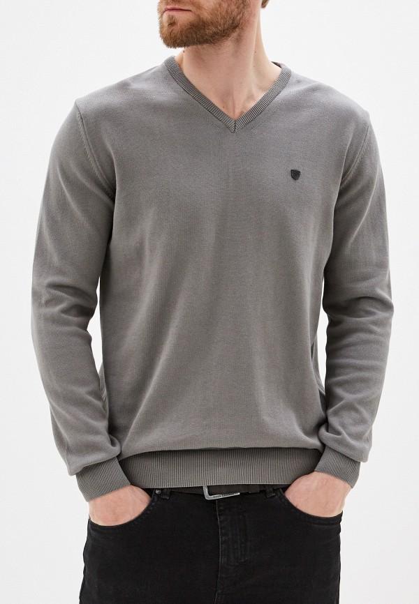 мужской пуловер jimmy sanders, серый