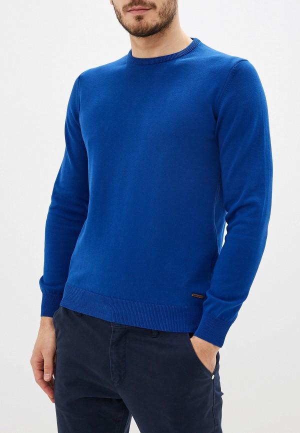 мужской джемпер jimmy sanders, синий
