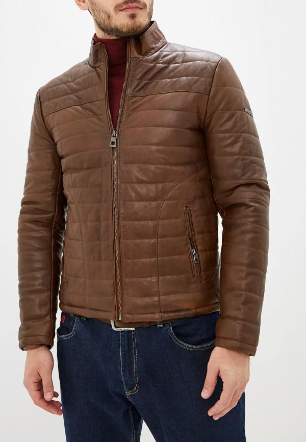 Куртка кожаная Jimmy Sanders Jimmy Sanders