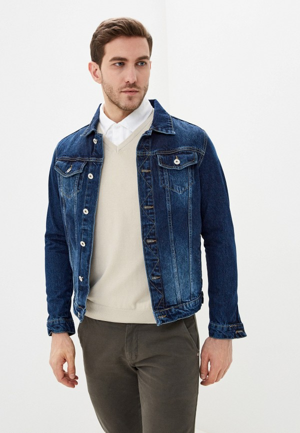 Куртка джинсовая Jimmy Sanders