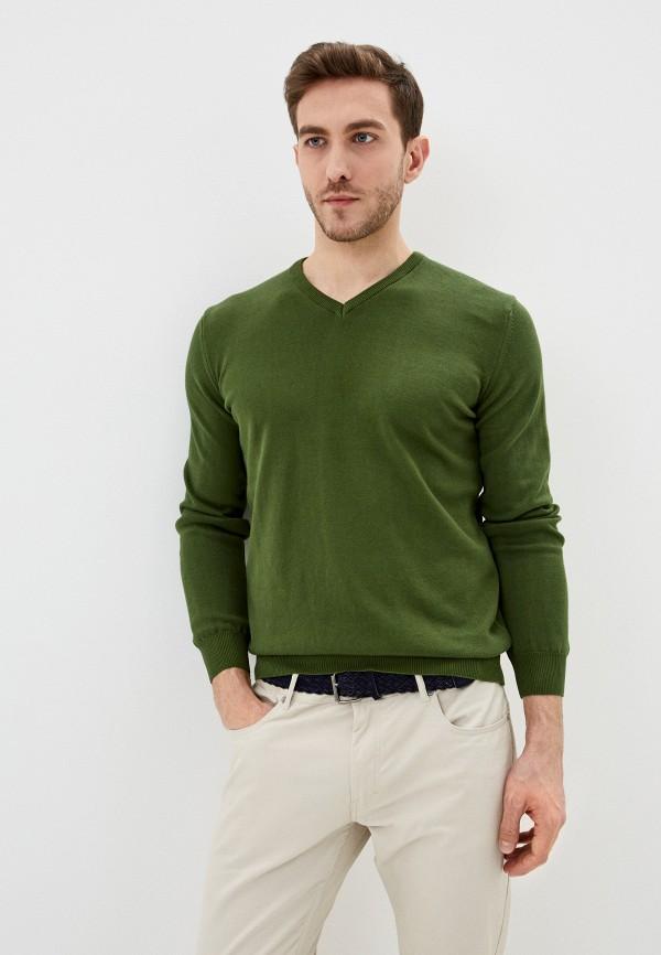 мужской пуловер jimmy sanders, зеленый
