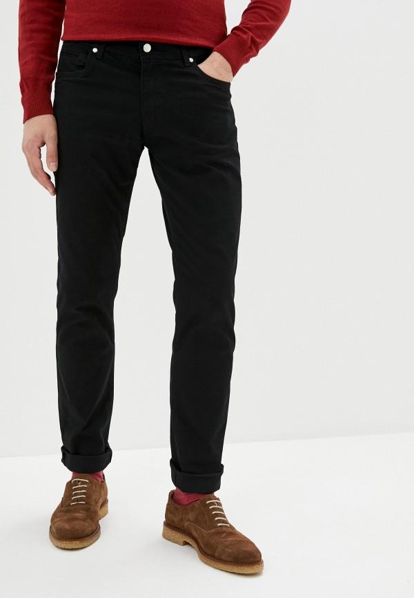 мужские повседневные брюки jimmy sanders, черные