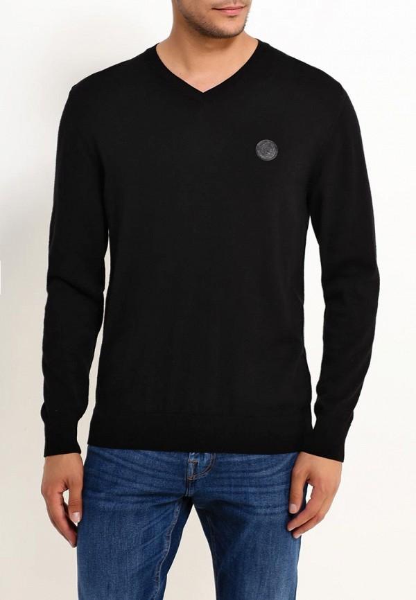 Купить Пуловер Jimmy Sanders, JI006EMVWD49, черный, Осень-зима 2018/2019