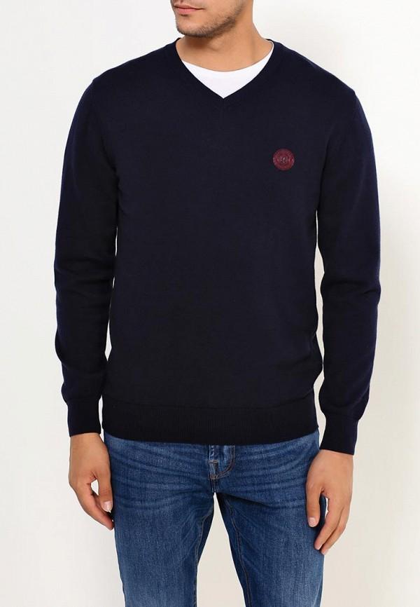 Купить Пуловер Jimmy Sanders, JI006EMVWD51, синий, Осень-зима 2018/2019