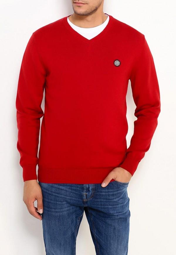 Купить Пуловер Jimmy Sanders, JI006EMVWD56, красный, Осень-зима 2018/2019