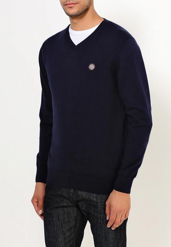Купить Пуловер Jimmy Sanders, JI006EMVWD58, синий, Осень-зима 2018/2019