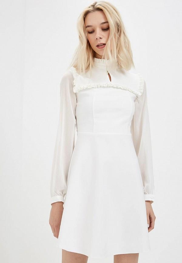 Купить Платье Jimmy Sanders, ji006ewciqf5, белый, Осень-зима 2018/2019