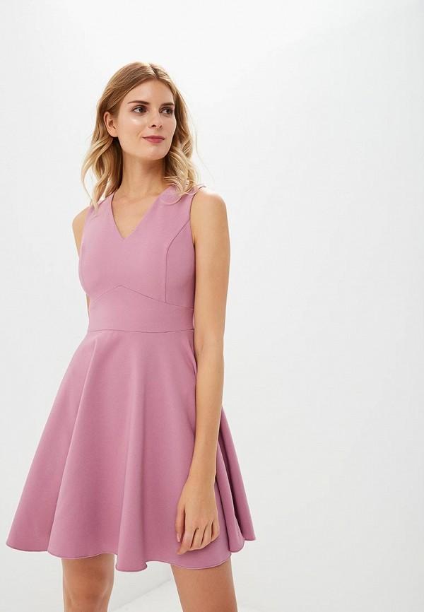 Купить Платье Jimmy Sanders, ji006ewciqf9, розовый, Осень-зима 2018/2019