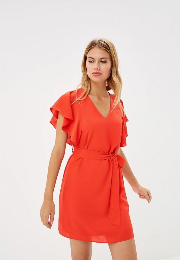 Купить Платье Jimmy Sanders, JI006EWCIQG1, оранжевый, Осень-зима 2018/2019