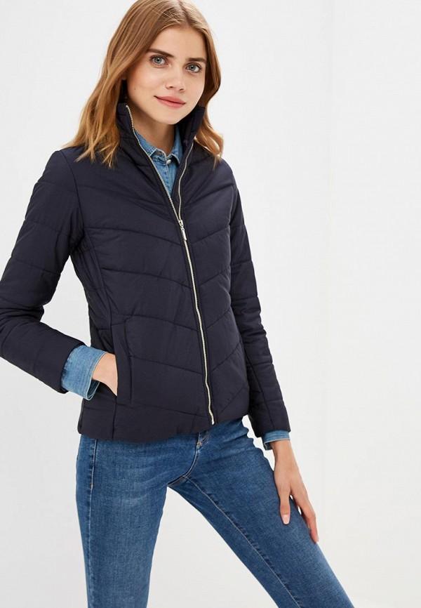 Купить Куртка утепленная Jimmy Sanders, ji006ewciqg3, синий, Осень-зима 2018/2019