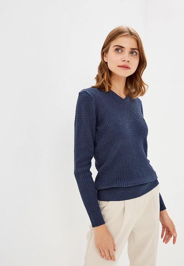 Купить Пуловер Jimmy Sanders, JI006EWCIQH0, синий, Осень-зима 2018/2019