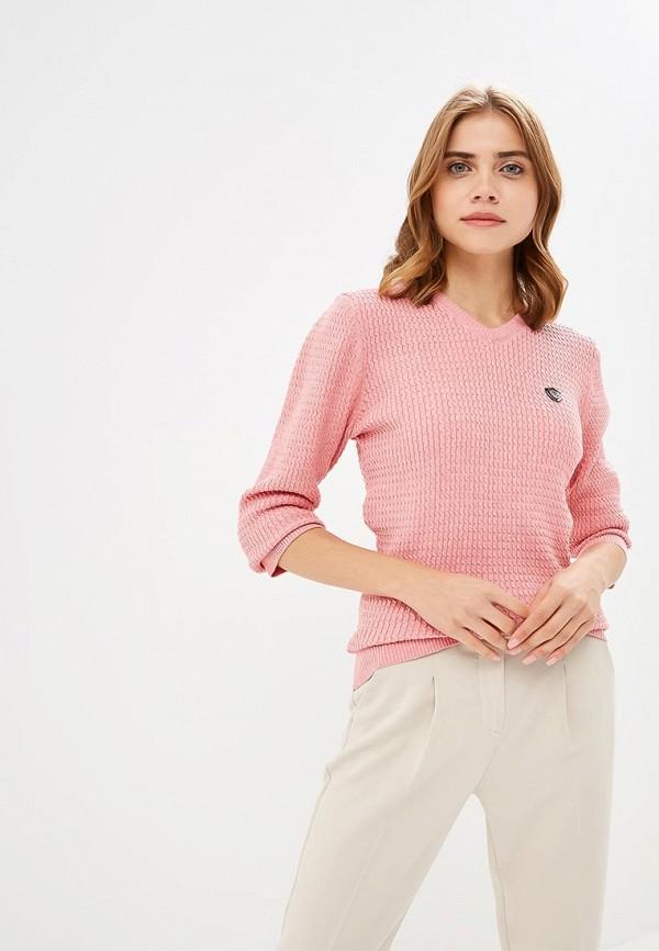 Купить Пуловер Jimmy Sanders, JI006EWCIQH2, розовый, Осень-зима 2018/2019
