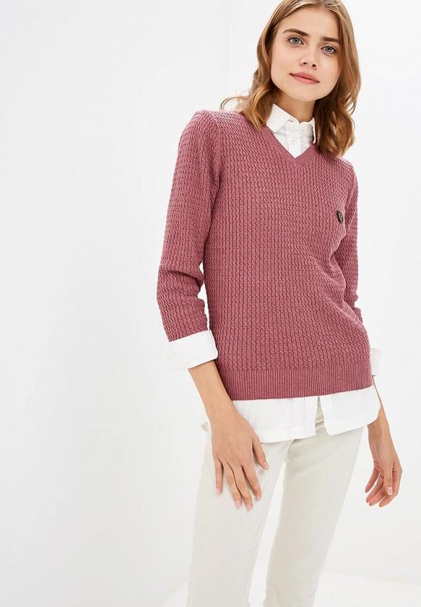 Купить Пуловер Jimmy Sanders, JI006EWCIQH3, розовый, Осень-зима 2018/2019