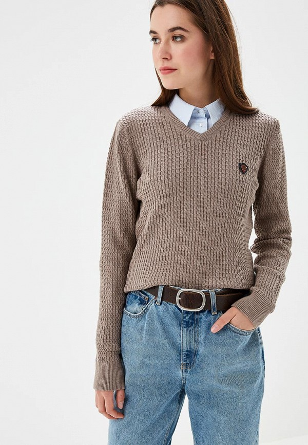 купить Пуловер Jimmy Sanders Jimmy Sanders JI006EWCIQH6 по цене 3230 рублей