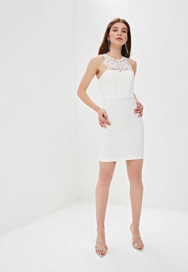 Фото 2 - Платье Jimmy Sanders белого цвета