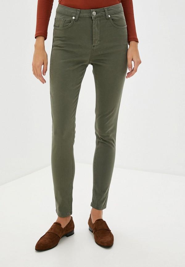 женские повседневные брюки jimmy sanders, хаки