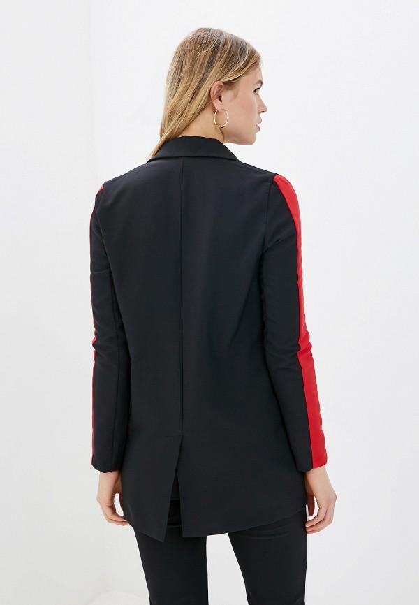 Фото 3 - Пиджак Jimmy Sanders черного цвета