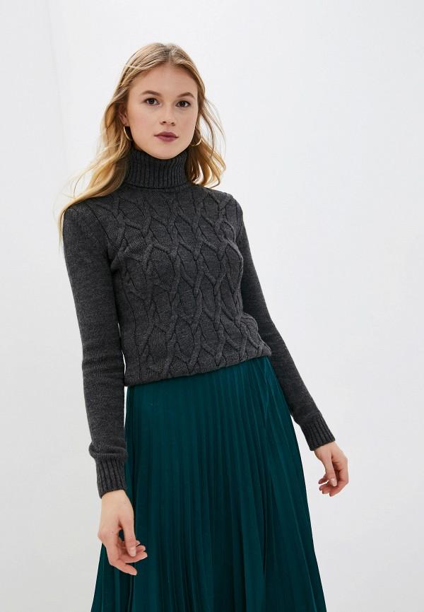 женский свитер jimmy sanders, серый
