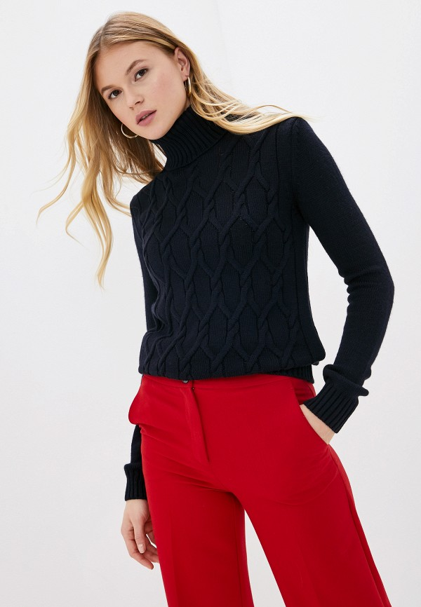 женский свитер jimmy sanders, синий