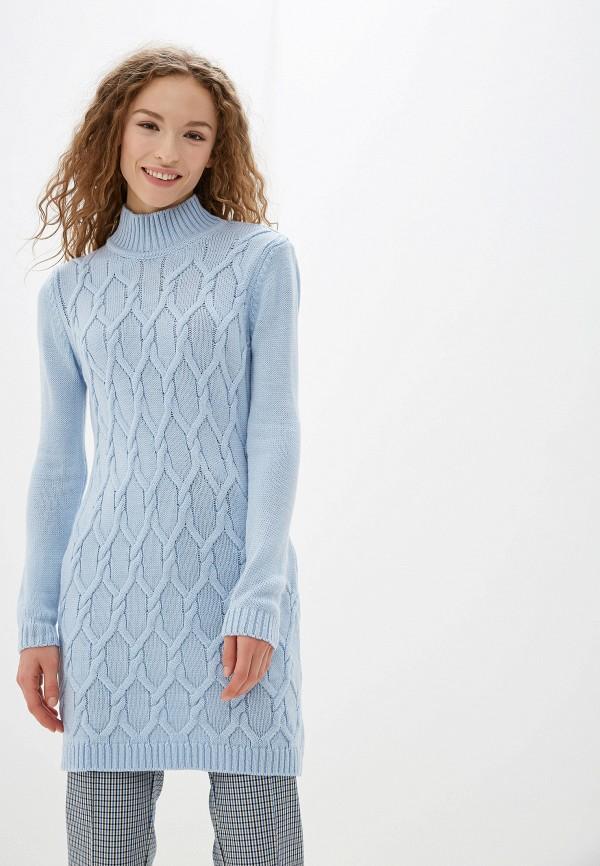 женский свитер jimmy sanders, голубой