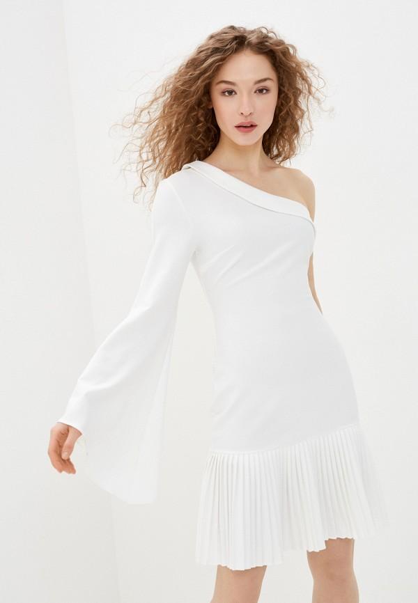 женское повседневные платье jimmy sanders, белое