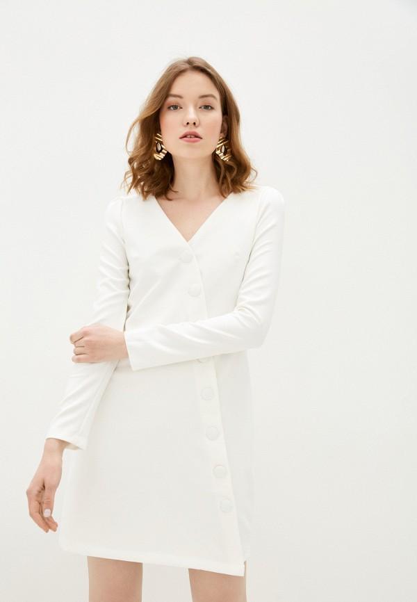 женское платье jimmy sanders, белое