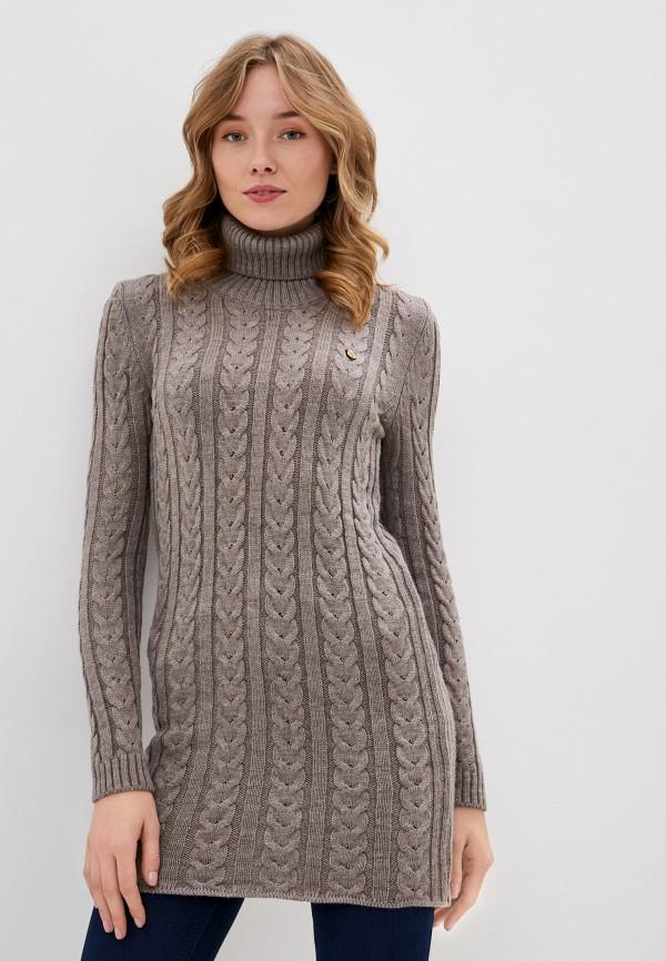 женское платье jimmy sanders, бежевое