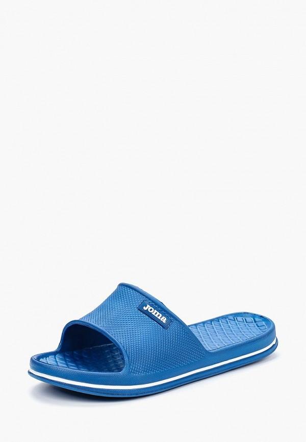 мужские сланцы joma, синие