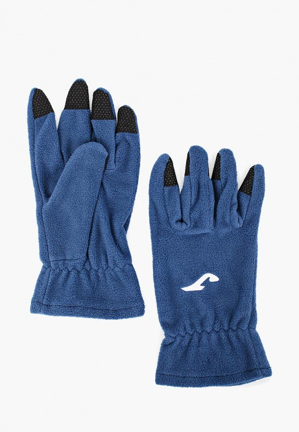 женские перчатки joma, синие