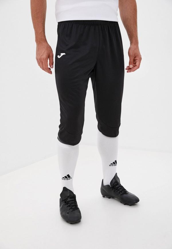 мужские спортивные бриджи joma, черные