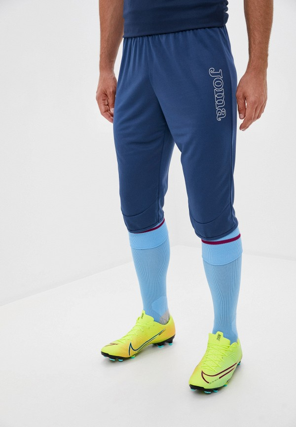 мужские спортивные бриджи joma, синие