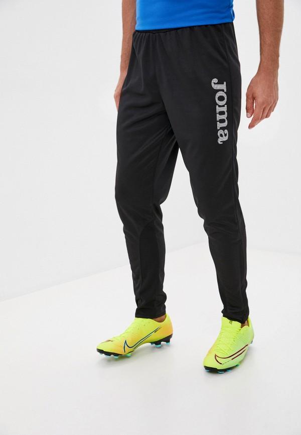 мужские спортивные спортивные брюки joma, черные