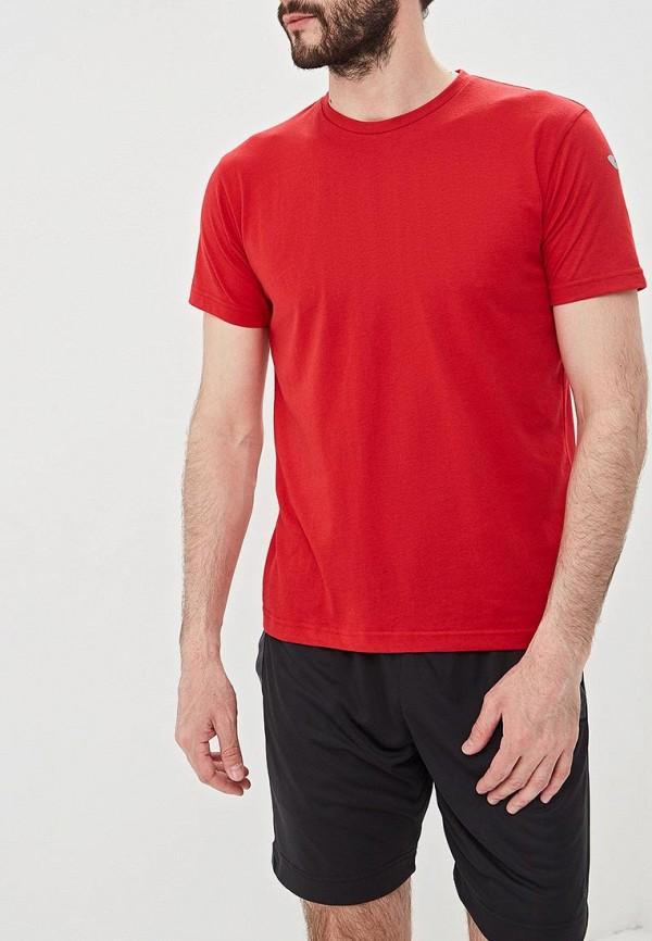 мужская спортивные футболка joma, красная