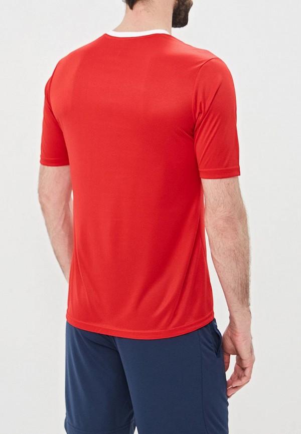Фото 3 - Футболку спортивная Joma красного цвета