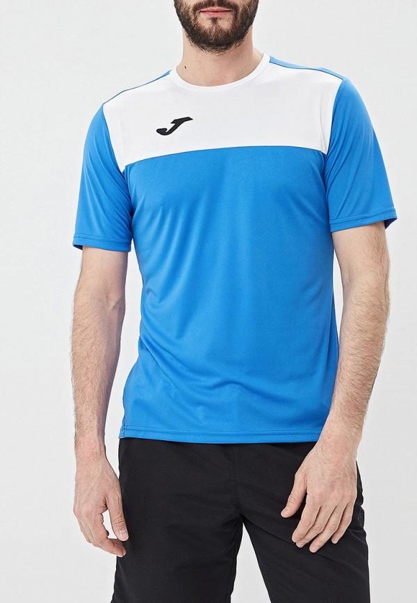 мужская спортивные футболка joma, синяя