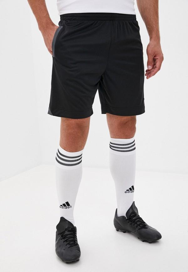 мужские шорты joma, черные