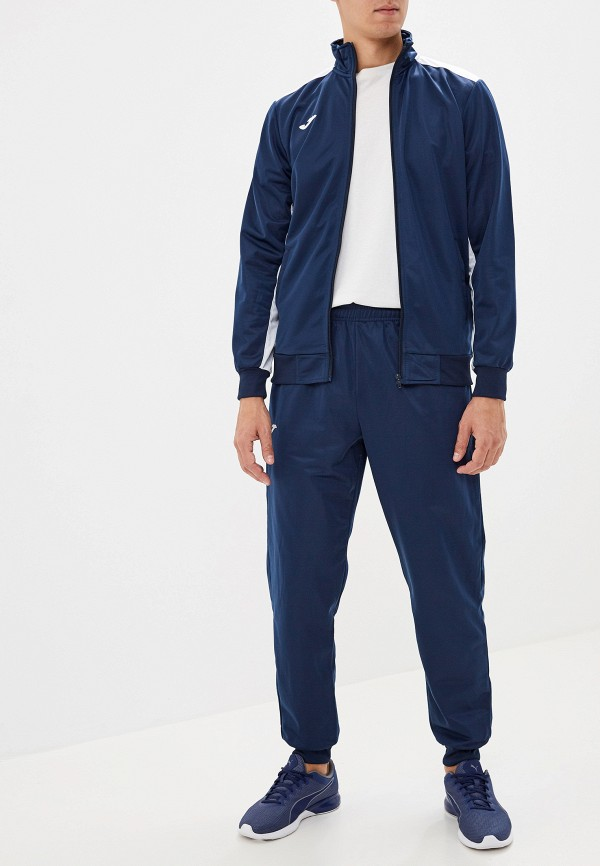 мужской спортивные спортивный костюм joma, синий