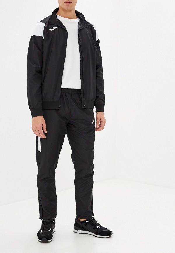 мужской спортивные спортивный костюм joma, черный